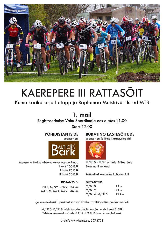 Jalgrattavõistlused 2016